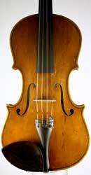 Giuseppe Tarasconi violin