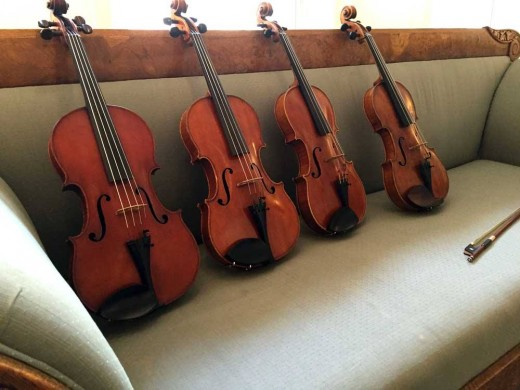 Pick meeeeeeeeeee .....!!!! Violas by Langonet, John Friedrich, Royal Forster, Wutzelhofer ...