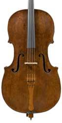 Sympertus Niggell Cello, Füssen c1760