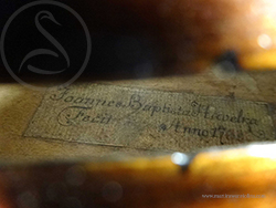Havelka Violin label photo