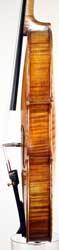 Charles J.B. Collin-Mézin Violin, Paris 1885