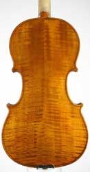 MSV135 Stradivarius Type Violin, Martin Swan Violins 2016