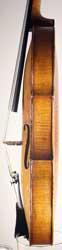 Georg Kloz Violin, Mittenwald 1772