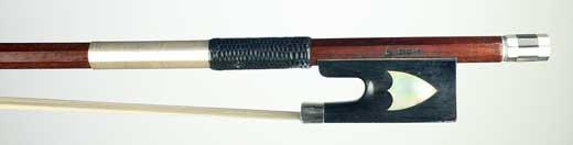 New Brazilian Violin Bow,