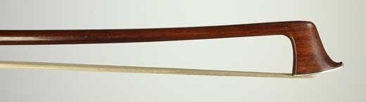 Albert Nürnberger Viola Bow, Markneukirchen circa 1920