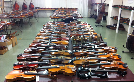 Violin Auctions