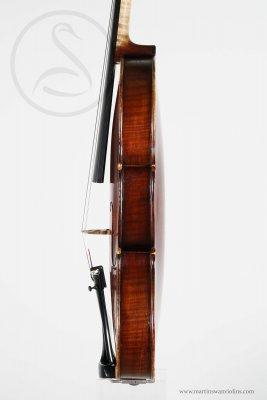 Georges Chanot (II) Violin, London 1861