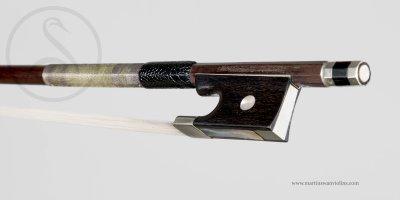 Nicolas Maline Violin Bow, Paris circa 1865