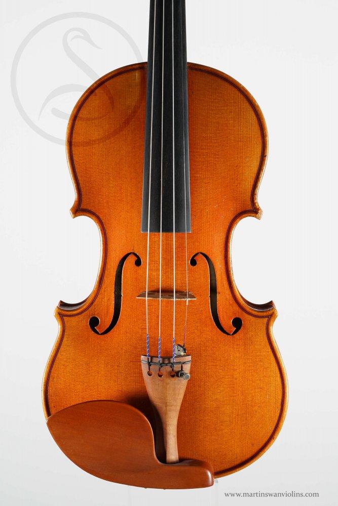 Mario Gadda Violin, Mantua 1979