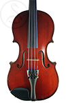 An old French half-size size violin
