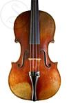 Pierre & Hippolyte Silvestre Violin, Lyon 1844