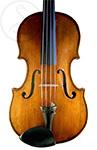 A Small Viola by Paolo Castello, Genoa circa 1770