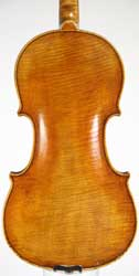 Bisiach Workshop Violin
