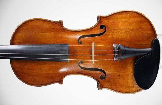Bisiach Workshop Violin, Milan circa 1930