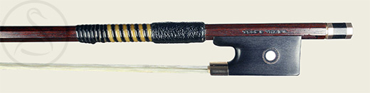 WE Hill and Sons Violin Bow