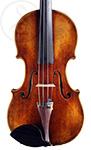 Hippolyte Silvestre Violin, Lyon 1862