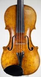 Carl Gottlob Schuster Violin