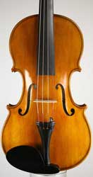 New Stradivarius Violin