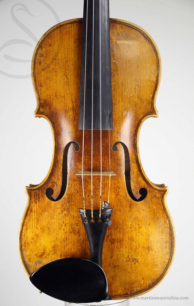 Carl Gottlob Schuster Violin, Markneukirchen circa 1930