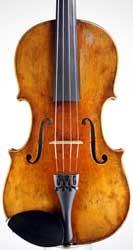 Mittenwald Viola, circa 1850