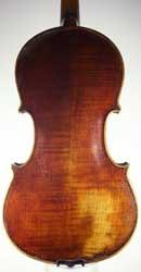 Silvio Vezio Paoletti Violin