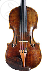 An Italian Violin from Rome
