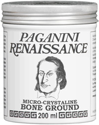 Paganini Renaissance Bone Ground for Violins and Violas