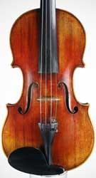 Charles Adolphe Maucotel Violin