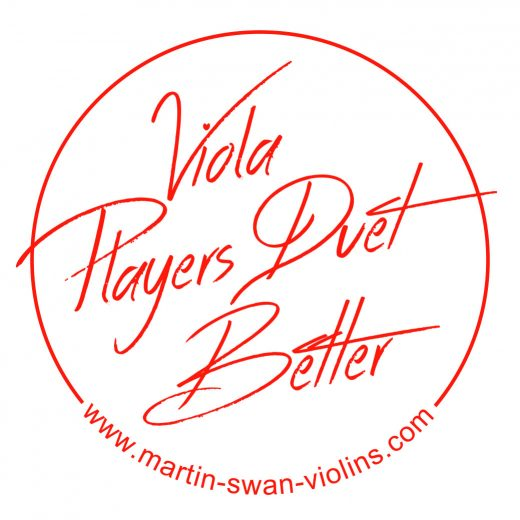 Viola Players Duet Better
