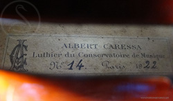 Albert Caressa Viola