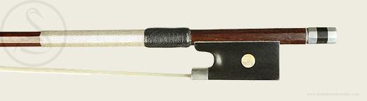 Carl Heinrich Knopf Violin Bow