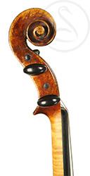 Genoese violin