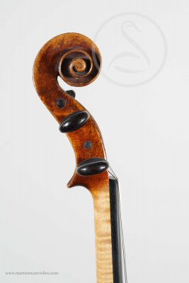 Calcagni Workshop Violin, Genoa circa 1750, Genoa circa 1750