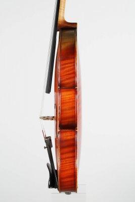 Alfred Acoulon Violin, Mirecourt circa 1910
