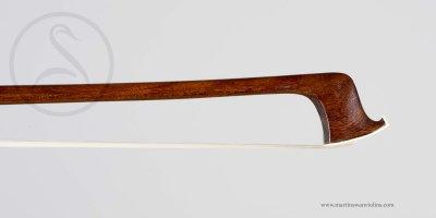 Nicholas Leonard Tourte Violin Bow, Paris circa 1805