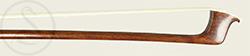 Nicholas Leonard Tourte Violin Bow