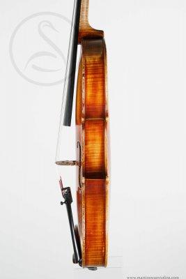 Joseph Calot Violin, Paris circa 1815