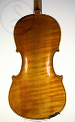 Giulio Degani Violin, Venice 1896 back photo