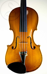 Giulio Degani Violin, Venice 1896 front photo