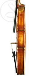 Joseph Calot Violin side photo