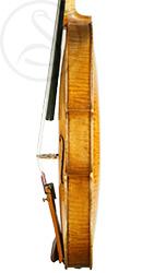 Jan Kulik Violin side photo