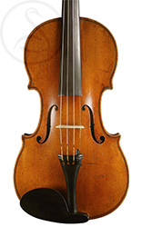 Etienne Laprevotte Violin front photo