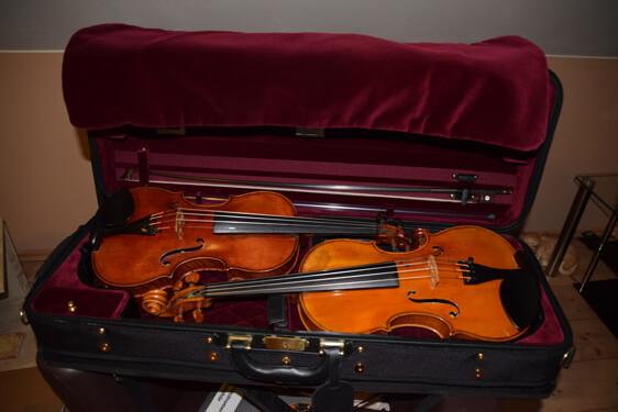 Michael Krauss violins