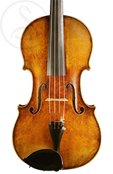 François Hippolyte Caussin Viola front photo