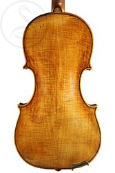 Milanese Violin back photo