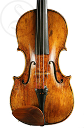 A Milanese Violin front photo