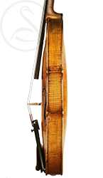 A Milanese Violin side photo
