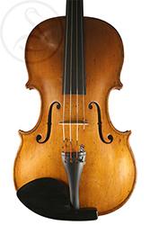 John & Henry Banks Small Viola front photo