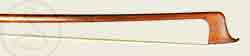 Louis Morizot Violin Bow head photo