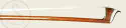 WE Hill & Sons Violin Bow tip photo